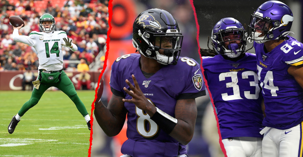 Las 6 de Baltimore, el mejor Sam Darnold y el regreso al Azteca: 7 puntos para resumir la Semana 11 de la NFL
