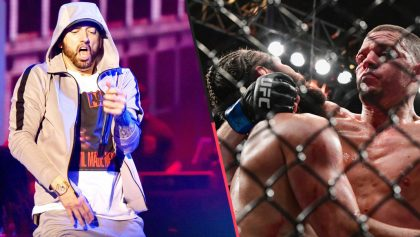 'La Maldición de Eminem': La teoría que supuestamente afecta a peleadores de la UFC