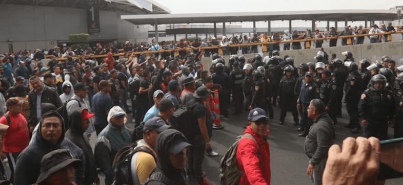 Enfrentamiento-policías-federales-policía-CDMX