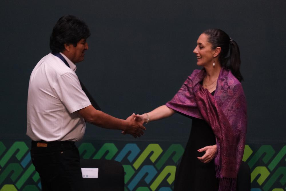 Evo-Morales-claudia-sheinbaum