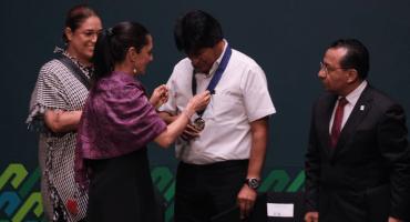 Evo Morales es nombrado Huésped Distinguido en CDMX tras golpe de Estado