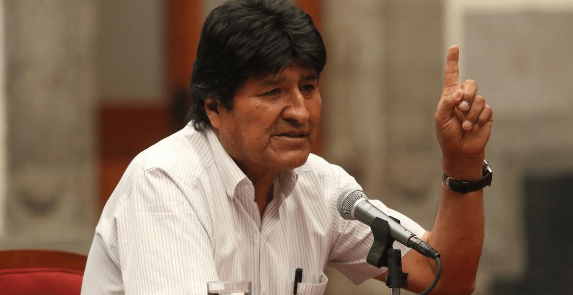 Legisladores de Aguascalientes declaran a Evo Morales persona 'non grata'