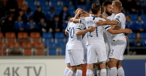 ¡Histórico! Finlandia clasifica por primera vez a la Eurocopa