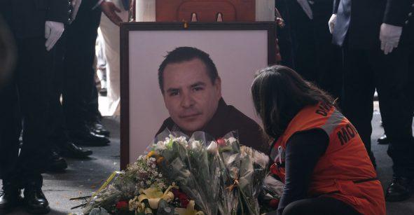Fiscalía del Edomex ofrece 500 mil pesos por presuntos homicidas del edil de Valle de Chalco