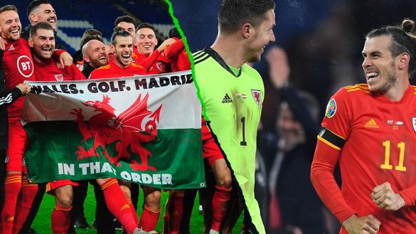 """""""Gales, gol, Madrid"""": La nueva burla de Gareth Bale al Real Madrid"""