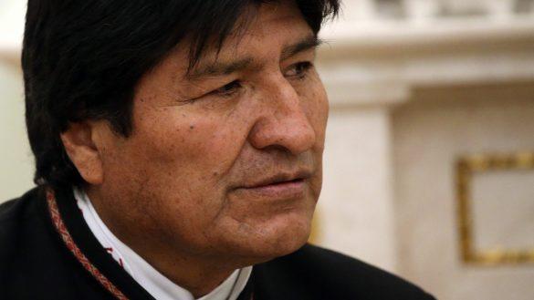 Evo Morales, de su primera elección a su renuncia