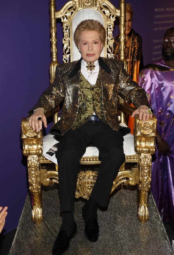 Muere el astrólogo Walter Mercado a los 87 años de edad