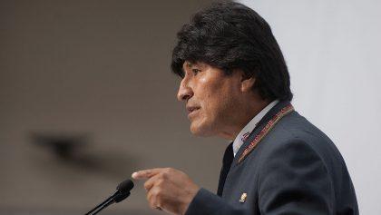 Evo Morales recibió visa humanitaria; faltan las de su familia
