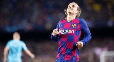 Griezmann explicó su mal momento con el Barcelona