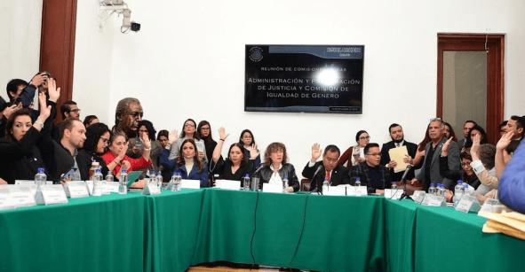 Comisiones del Congreso CDMX aprueban legislación por la infancia trans