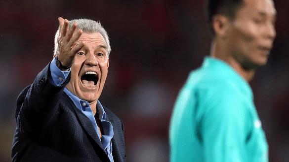¡OFICIAL! Javier Aguirre se nuevo técnico del Leganés