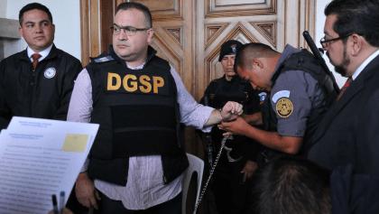 Dan luz verde a amparo de Javier Duarte contra vinculación a proceso por peculado