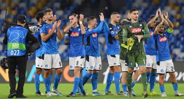 Tensión en el Napoli: Jugadores rompen concentración y Ancelotti peligra