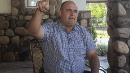 Julián LeBarón convoca a marchar este 1º de diciembre en contra de la violencia