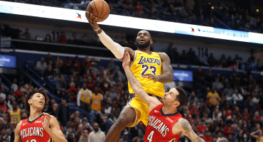 ¡Histórico! LeBron James superó los 33 mil puntos y va por la marca de Kobe Bryant