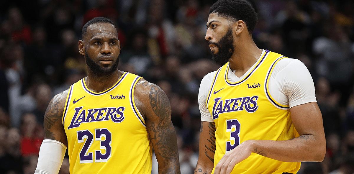 ¡Histórico! LeBron James superó los 33 mil puntos y va por la marca de Kobe Bryan