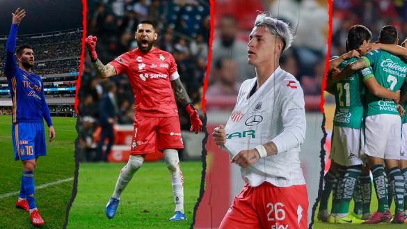 Lo que necesita cada equipo para avanzar a las semifinales del Apertura 2019
