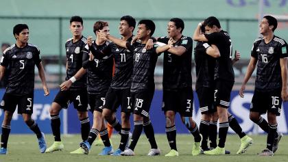 Los cuatro subcampeones mexicanos Sub-17 que entrenarán con el Ajax
