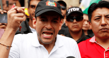 ¿Quién es Luis Fernando Camacho, el activista boliviano comparado con Bolsonaro?