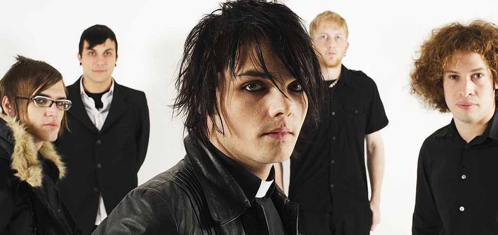 ¡My Chemical Romance regresa a las listas de popularidad con 'The Black Parade'!