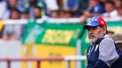 Maradona saldría de Gimnasia y Esgrima por