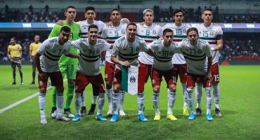 México cerrará el año en el puesto 11 del ranking FIFA