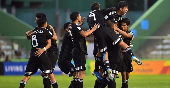 ¡Sí, en penales! México eliminó a Holanda y es finalista del Mundial Sub-17