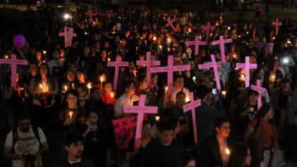 Miles se manifiestan en la CDMX contra la violencia hacia las mujeres