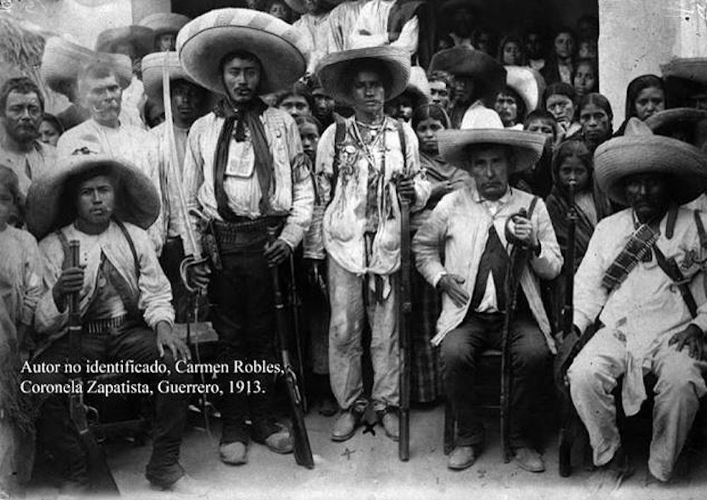 Mujeres-revolución-méxicana-1910