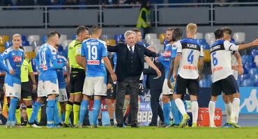 Ya respondieron: Napoli anunció sanciones y responsabilizó a Ancelotti por ausencia de jugadores