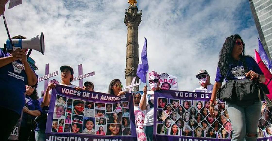 Marchan esta mañana en CDMX para protestar contra los feminicidios