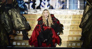 ¡Dejen dormir! Demandan a Madonna porque su concierto será muy tarde