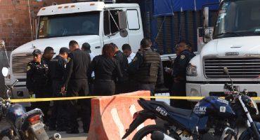 Elementos de la SSC frustran asalto en Central de Abastos; un policía resultó lesionado y un presunto criminal murió