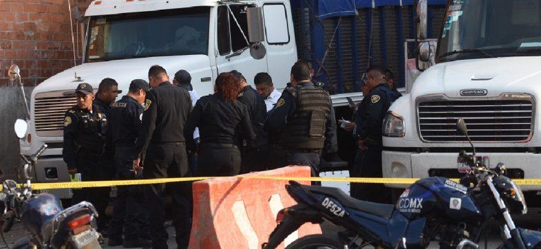 Policía frustra asalto en Central de Abastos, resulta herido y el seguro no alcanzaría para cubrir sus gastos médicos