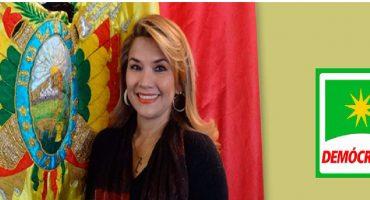 Jeanine Áñez asumiría la presidencia de Bolivia provisionalmente tras renuncia de Evo Morales