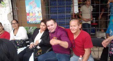 Francisco Tenorio, Alcalde de Valle de Chalco, tendrá homenaje este domingo