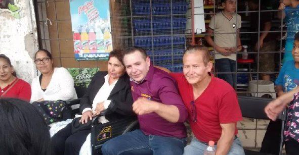 Habrá homenaje para Alcalde de Valle de Chalco