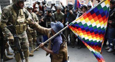 Cochabamba: al menos ocho muertos tras enfrentamientos entre fuerzas del Estado y simpatizantes de Evo Morales