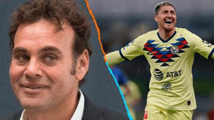 Marrano, cagón y hasta el Cuauh: Nico Castillo explotó contra Faitelson