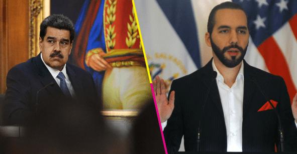 ¿Qué pasó entre Venezuela y El Salvador? La guerra de declaraciones entre Maduro vs Bukele