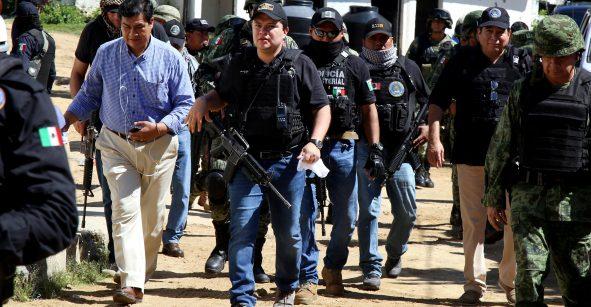 En medio de disputa por Xaltianguis, Guerrero, detienen a miembros de
