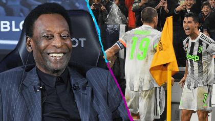 ¿Podrá? Pelé lanzó 'reto goleador' a Cristiano Ronaldo