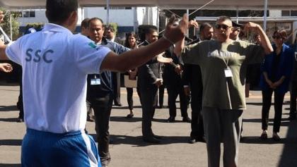 ¡Misión cumplida! En 4 meses, mil policías de CDMX lograron bajar hasta 14 kilos