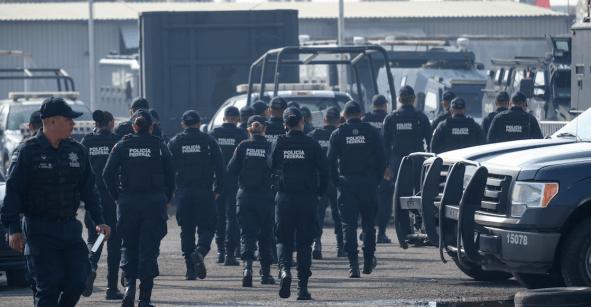 Cayó el primero: Detienen a uno de los 19 exfuncionarios de la Policía Federal