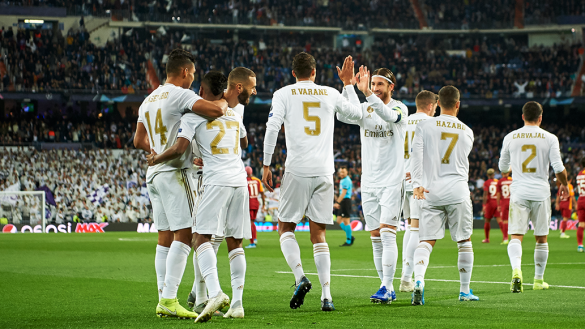 Rodrygo lideró la goleada del Real Madrid sobre el Galatasaray