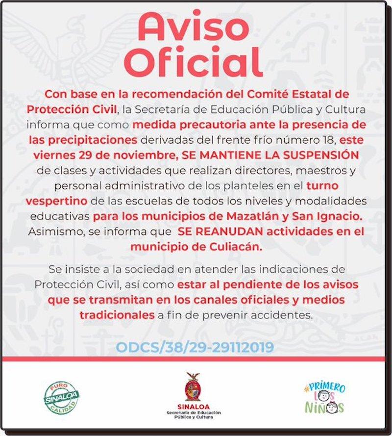 SEP-inundaciones-mazatlán-sinaloa