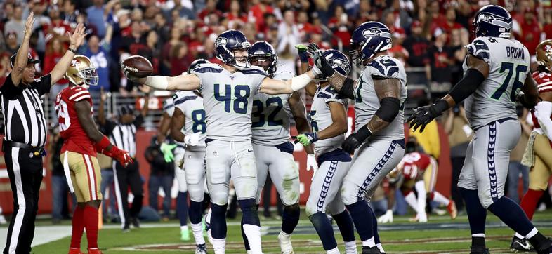 Se acabó: Seahawks terminan con el invicto de los 49ers