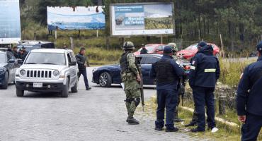 Liberan a Alejandro Sandí y a un ciudadano francés tras secuestro en el Nevado de Toluca