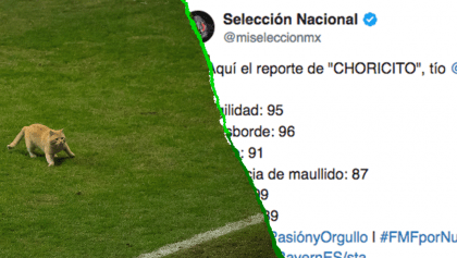 Selección Mexicana responde al interés del Bayern Múnich por 'Choricito'