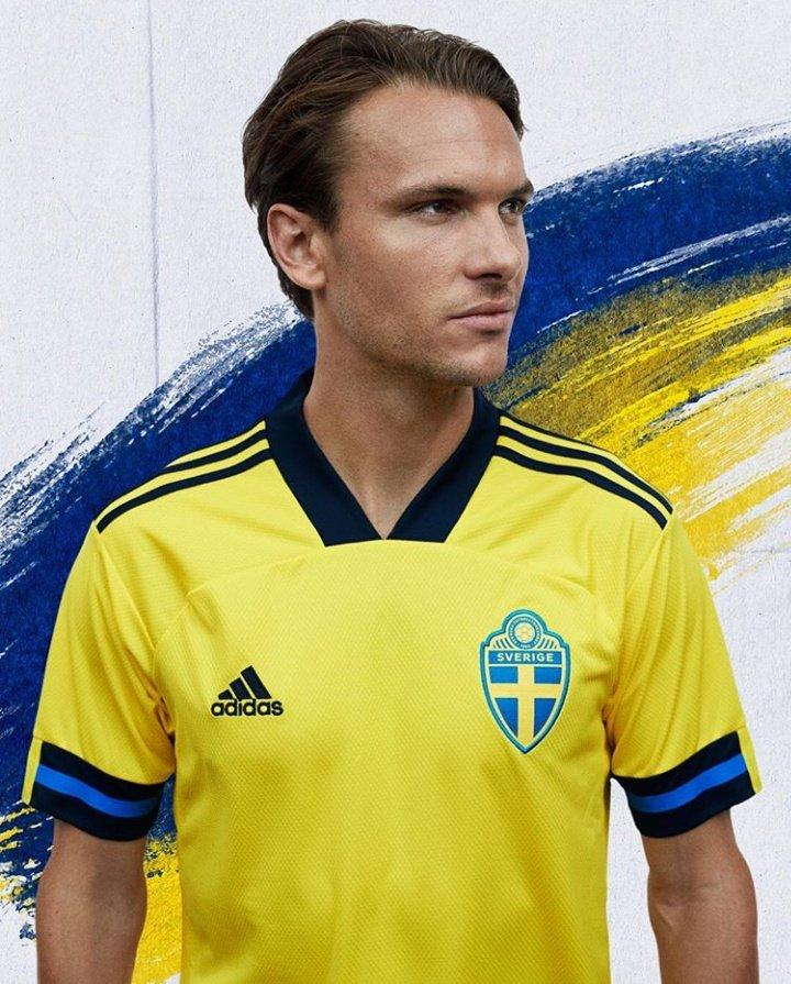 """Suecia presentó su uniforme para la Euro 2020 con mensaje de """"respeto"""""""